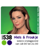 Radio 538 - AlphaDoc belt met Froukje de Both